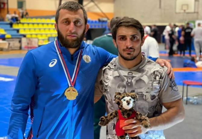 Адлан Акиев — победитель международного турнира в Сербии